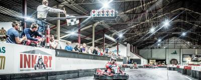 Finish van jouw karting Grand Prix