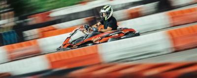 karting race op woensdagavond