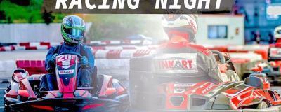 Karting race on Wednesday evening