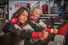 Kinderen vinden karting geweldig plezierig