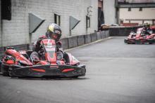 Karting pour enfants pendant les vacances de Pâques