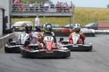 Wie wint het karting zomer kampioenschap?